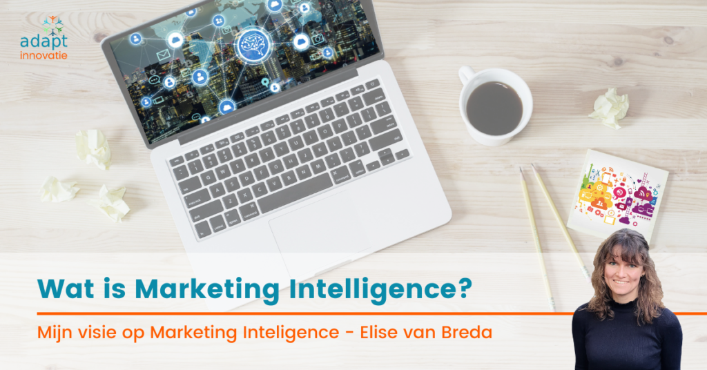 Elise van Breda - Data-driven Marketeer